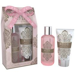 Set de Bain Body Luxurious - Grenade - 2 pièces