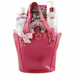 Coffret de Bain - Rose The Republic Of Pink Bliss - Grenade  - Gloss