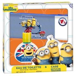 Coffret Cadeau - Eau de Toilette 30ml et Accessoire - Minions