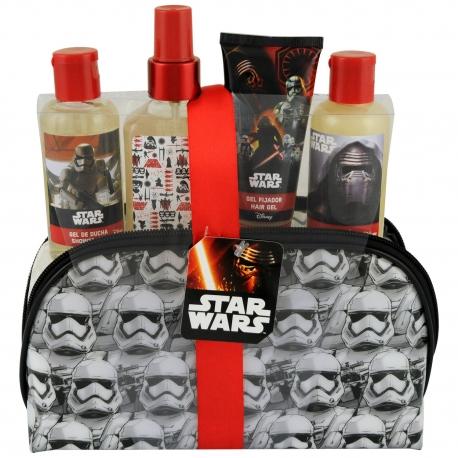 Star Wars Coffret enfant avec eau de toilette 120ml - 5pcs