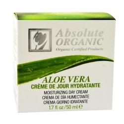 Crème de jour ultra nourrissante aloe vera bio  ECOCERT 50ml