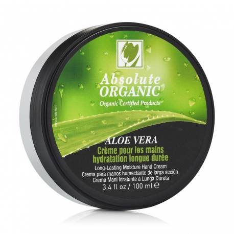 Crème mains ultra protectrice aloe vera bio ECOCERT 100ml