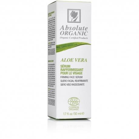 Sérum visage anti rides hydratant aloe vera bio ECOCERT 50ml