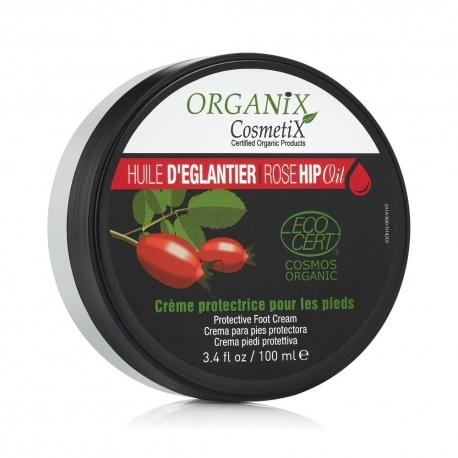 Crème hydratante pieds huile églantier bio ECOCERT 100ml