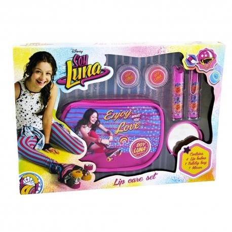 Soy Luna Coffret cosmétique enfant - 4pcs