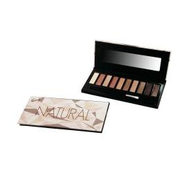 GLoss - Palette de maquillage - Ombres à paupières couleurs Smoky - Idée cadeau maquillage