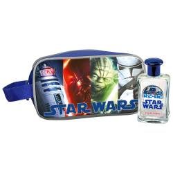Coffret Cadeau - Eau de Toilette 50ml Avec une Trousse - Star Wars