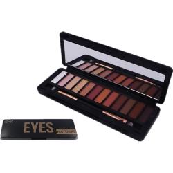 Palette de maquillage Nude ou Smoky ALEATOIRE - 13pcs