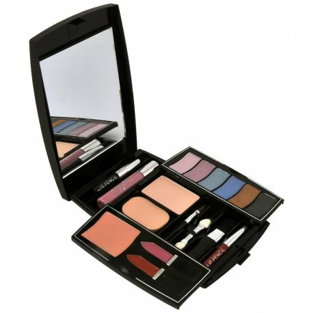 Palette de maquillage Fashion noir - 18pcs