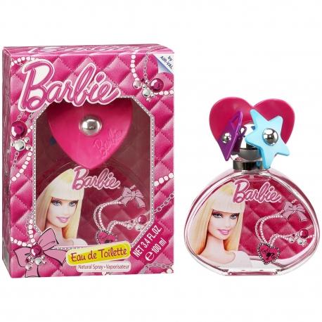 Barbie Eau de toilette fraîche pour enfant 100ml