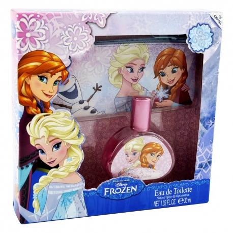 Reine des Neiges Coffret enfant avec eau de toilette - 2pcs