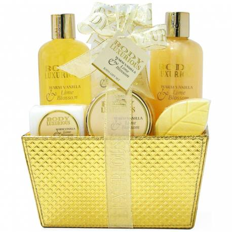 Corbeille de Bain Body Luxurious