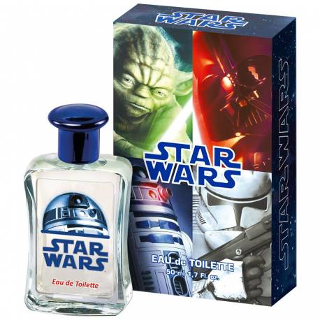 Star Wars Eau de toilette fraîche pour enfant 50ml