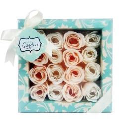 Coffret de bain au parfum de magnolia - 16pcs