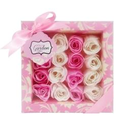 Coffret de bain au parfum fleurs de cerisier - 16pcs