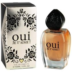 Linn young Eau de parfum femme 100ml Oui Je t'Aime