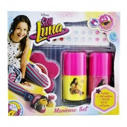 Soy Luna Coffret manucure pour enfant - 6pcs