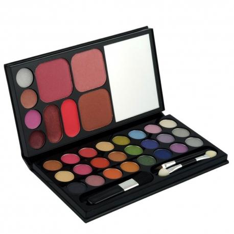 Palette de Maquillage - 36 Pcs - Gloss