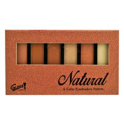 Palette de maquillage Fashion Nude - 8pcs