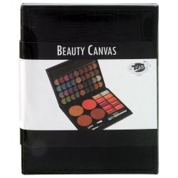 Palette de maquillage Canvas noir - 51pcs