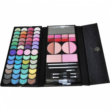 Palette maquillage My Precious rose - 72pcs