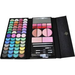Palette maquillage My Precious argent - 72pcs