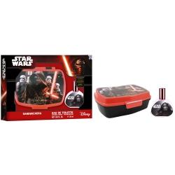 Coffret Cadeau - Eau de Toilette 30ml et Lunch Box - Star Wars