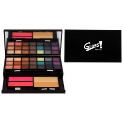 Palette de Maquillage - 31 Pcs - Gloss