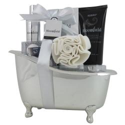 Baignoire de Bain Bloomfield - Fleurs de Coton - 8 pièces - Gloss
