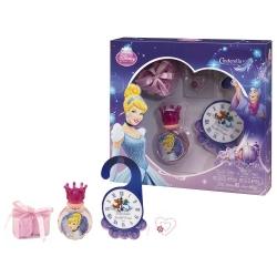 Coffret Cadeau - Eau de Toilette 30ml et Accessoires - Cendrillon - Princesses Disney