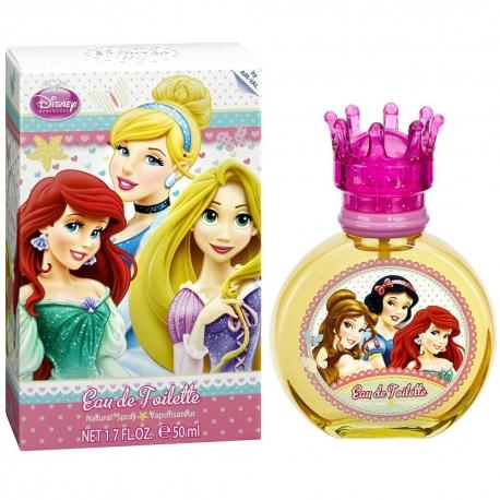 Disney Princesses Eau de toilette fraîche pour enfant 50ml