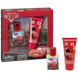 Coffret Cadeau - Eau de Toilette 30ml et Gel Douche 60ml - Cars - Disney