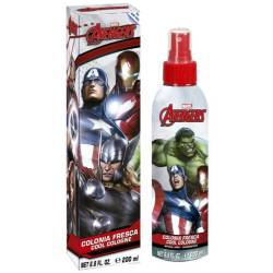 Eau Fraiche Parfumée 200ml - Avengers - Marvel
