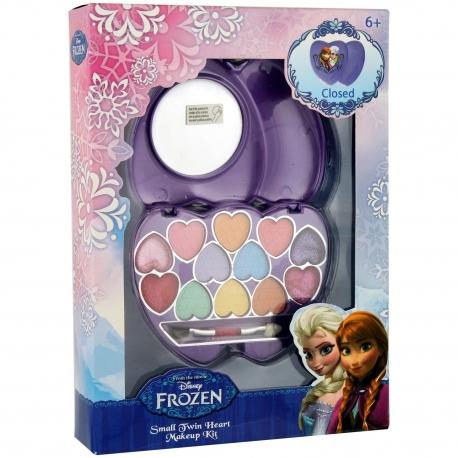 Reine des Neiges palette de maquillage enfant - 13pcs