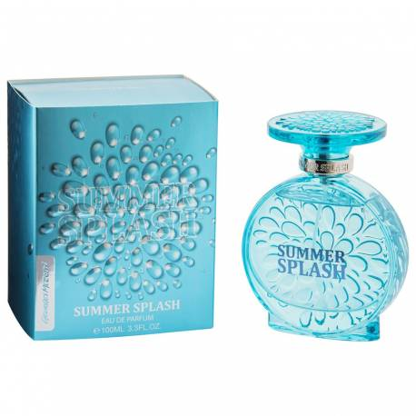 Georges Mezotti Eau de parfum femme 100ml Summer Splash
