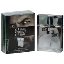 Georges Mezotti Eau de toilette homme 100ml Crime Perfect