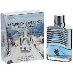 Eau de Toilette 100ml Homme Expedition Experience Silver Edition By Georges Mezotti