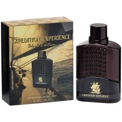 Eau de Toilette 100ml Homme Expedition Experience Black Edition By Georges Mezotti