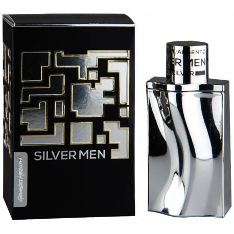 Georges Mezotti Eau de toilette homme 100ml Silver Men