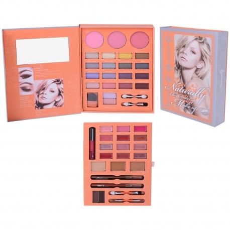 Palette de maquillage Chic Nude Eyes rose - 45pcs