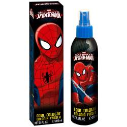 Eau Fraiche Parfumée 200ml - Spiderman - Marvel