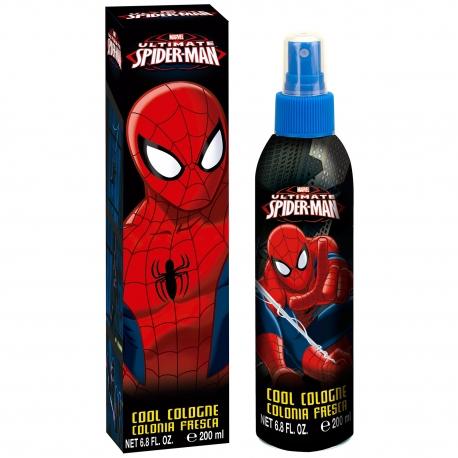Spiderman Eau de toilette fraîche pour enfant 200ml