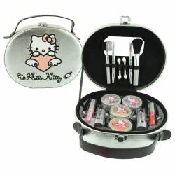 Mallette de Maquillage - Hello Kitty - 22 Pcs
