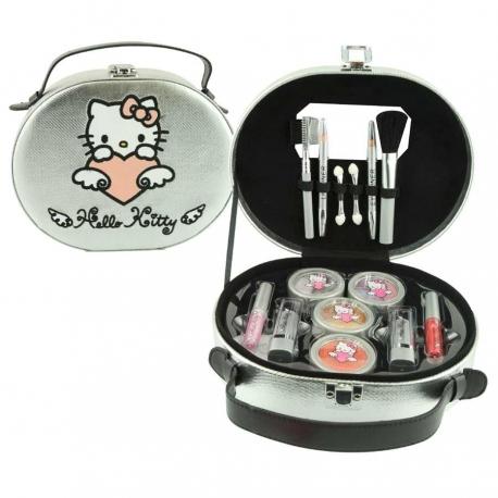 Mallette de Maquillage - Hello Kitty - 22 Pcs