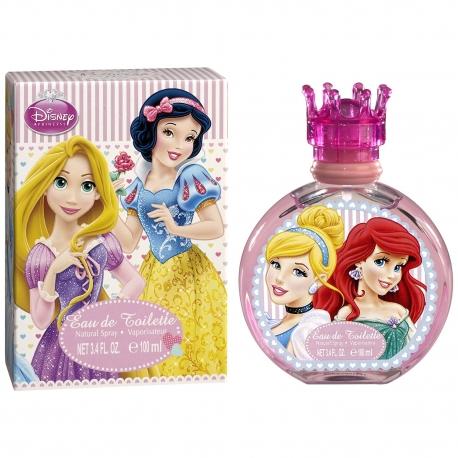 Disney Princesses Eau de toilette fraîche pour enfant 100ml