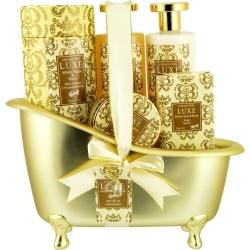 Baignoire de Bain - Luxe - White Floral & Musk - 5 pièces - Gloss