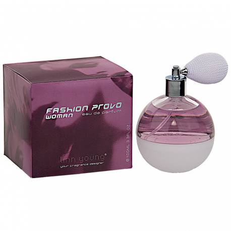 Eau de Parfum Femme 100 ml Fashion Provo - Linn Young