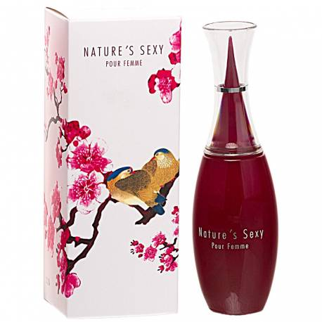 Linn young Eau de parfum femme 100ml Nature's Sexy