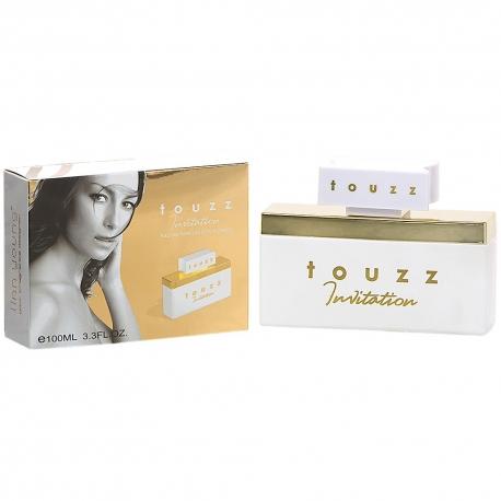 Eau de Parfum Femme 100 ml Touzz Invitation - Linn Young