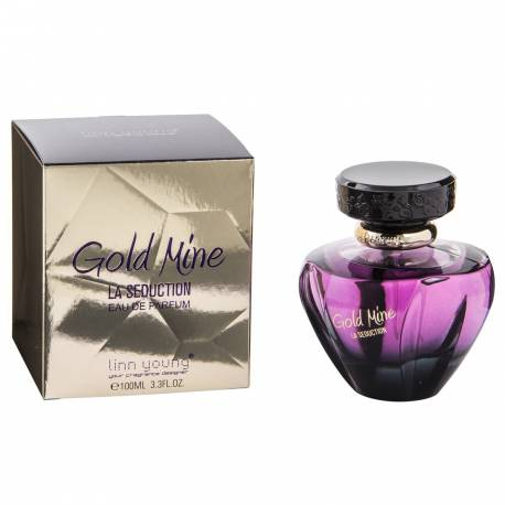 Linn young Eau de parfum femme 100ml Mine La Seduction